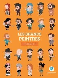 Histoiresdenlire.be Les grands peintres - Carnet Image