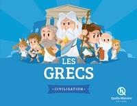 Patricia Crété et Bruno Wennagel - Les Grecs.