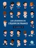Patricia Crété - Les légendes de l'équipe de France.