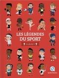 Patricia Crété - Les légendes du sport.