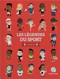 Histoiresdenlire.be Les légendes du sport Image