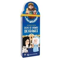 Patricia Crété et Bruno Wennagel - Rois et reines de France - 350 quiz et infos.