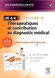 Patricia Debuigny et Hervé Oléon - Thérapeutique et contribution au diagnostic médical - Unité d'enseignement 4.4.