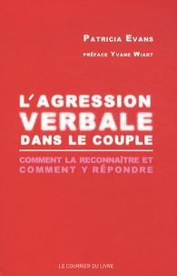Checkpointfrance.fr L'agression verbale dans le couple - Comment la reconnaître et comment y répondre Image