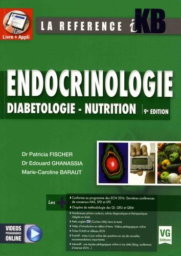 Patricia Fischer et Edouard Ghanassia - Endocrinologie Diabétologie Nutrition.