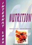 Patricia Fischer et Edouard Ghanassia - Nutrition.
