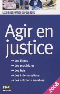 Ebook gratuit télécharger top Agir en justice par Patricia Gendrey