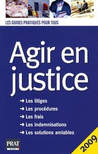 Patricia Gendrey - Agir en justice.