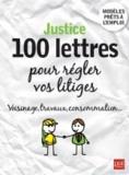 Patricia Gendrey - Justice, 100 lettres pour régler vos litiges.