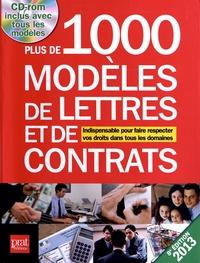 Plus de 1000 modèles de lettres et de contrats.pdf