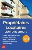 Patricia Gendrey - Propriétaires-locataires : qui paie quoi ?.
