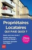 Patricia Gendrey - Propriétaires-locataires - Qui paie quoi ?.