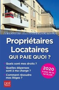 Télécharger des livres en ligne ncert Propriétaires-locataires  - Qui paie quoi ?  9782809514537 (Litterature Francaise) par Patricia Gendrey