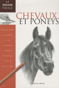 Patricia Getha - Chevaux et poneys.