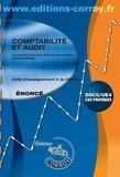 Patricia Gouttefarde et Emmanuelle Pèpe - Comptabilité et audit UE 4 du DSCG - Enoncé.