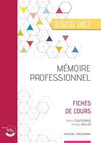 Patricia Gouttefarde et Emmanuelle Pèpe - Mémoire professionnel DSCG UE 7.