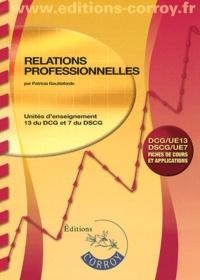 Patricia Gouttefarde - Relations professionnelles DCG 13 et DSCG 7.