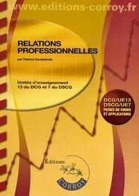 Galabria.be Relations professionnelles UE 13 du DCG et UE 7 du DSCG Image