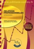 Patricia Gouttefarde - Relations professionnelles.