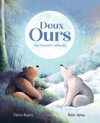 Patricia Hegarty et Rotem Teplow - Deux ours - Une rencontre inattendue.