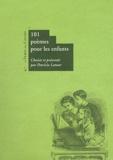 Patricia Latour - 101 poèmes pour les enfants.