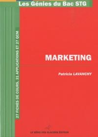 Patricia Lavanchy - Marketing.