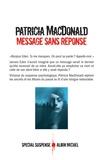 Patricia MacDonald - Message sans réponse.