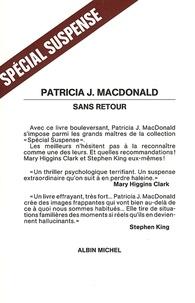Patricia MacDonald et Patricia MacDonald - Sans retour.