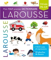 Patricia Maire - Mon tout premier dictionnaire Larousse.