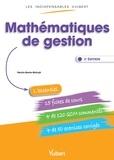 Patricia Martin-Wolczyk - Mathématiques de gestion.