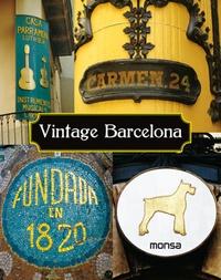 Patricia Martinez - Vintage Barcelona.