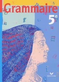Histoiresdenlire.be Grammaire 5ème. Manuel Image