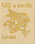 Patricia Musa et Hassan Musa - Kae et son fils.