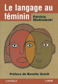 Patricia Niedzwiecki - .