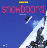 Patricia Oudit - Snowboard.