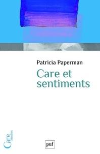 Patricia Paperman - Care et sentiments.