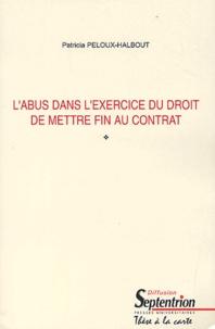 Lemememonde.fr L'abus dans l'exercice du droit de mettre fin au contrat Image