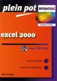 Patricia Pichereau - Excel 2000. 1 Cédérom