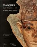 Patricia Rigault-Déon - Masques de momies du Moyen Empire égyptien - Les découvertes de Mirgissa.