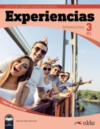Patricia Saez Garceran - Experiencias internacional 3, B1 - Libro de ejercicios.