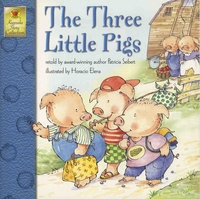 Patricia Seibert et Horacio Elena - The Three Little Pigs.