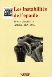 Patricia Thoreux - Les instabilités de l'épaule.