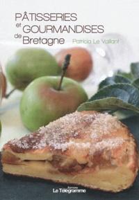 Patricia Vaillant - Pâtisseries et gourmandises de Bretagne.