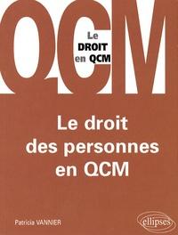 Le droit des personnes en QCM.pdf