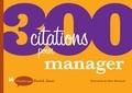 Patrick Amar - 300 citations pour manager.