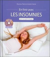 Patrick-André Chéné - En finir avec les insomnies par la sophrologie. 1 CD audio