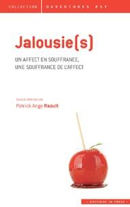 Coachingcorona.ch Jalousie(s) - Un affect en souffrance, une souffrance de l'affect Image
