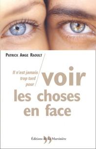 Patrick Ange Raoult - .