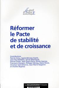 Patrick Artus et Agnès Bénassy-Quéré - Réformer le Pacte de stabilité et de croissance.
