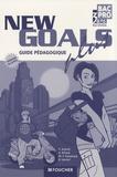 Patrick Aubriet et Annick Billaud - Anglais 2e Bac pro New Goals plus - Guide et documents pédagogiques version allégée.